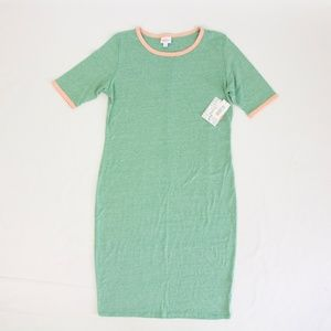 NWT Julia Bodycon Dress {LuLaRoe}